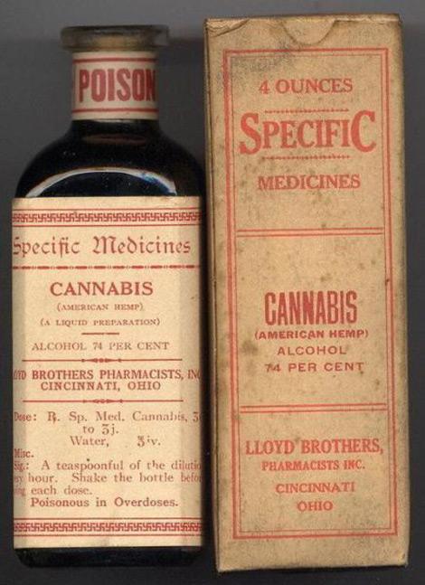 Hanf-medizin