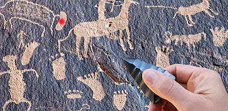 Stilecht Arch�ologie-Vortr�ge halten