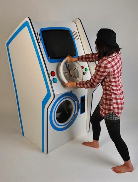 Spielerisch Waschen